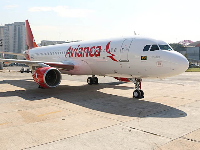 air-journal_Avianca Brasil A320 sol