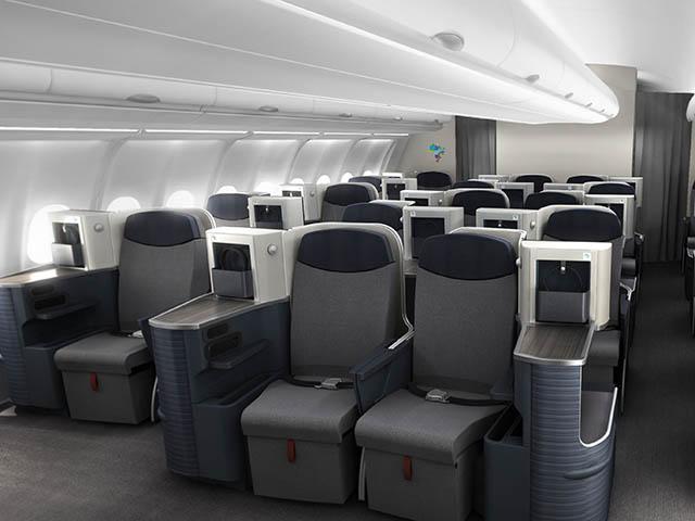Br sil les vols d azul disponibles depuis paris et for Vol interieur bresil