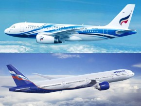 air-journal_Bangkok Airways Aeroflot