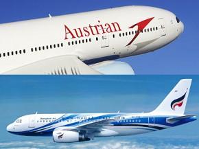 air-journal_Bangkok Airways Austrian Airlines