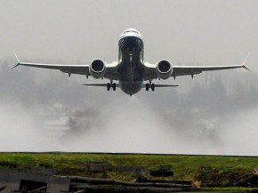air-journal_Boeing 737 MAX 8 essais takeoff