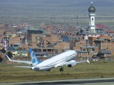 air-journal_Boeing 737 MAX Bolivie La Paz