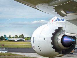 air-journal_Boeing Farnborough 737 MAX ANA 787-9