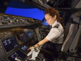 air-journal_Boeing pilote femme cockpit