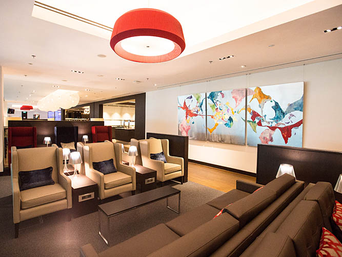 air-journal_British Airways lounge Singapour 1