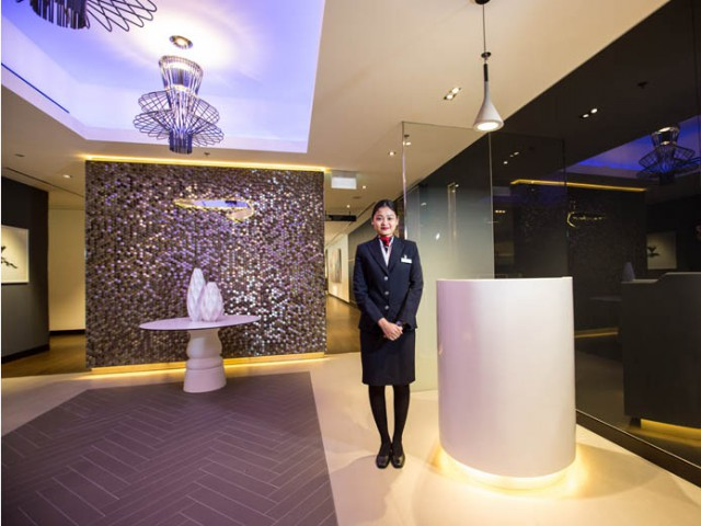air-journal_British Airways lounge Singapour 2