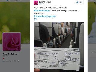 air-journal_British Airways panne boarding pass