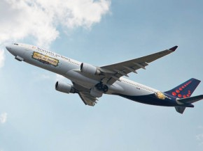 air-journal_Brussels Airlines A330 Tomorrowland