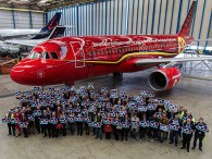 air-journal_Brussels Airlines Red Devils 2016
