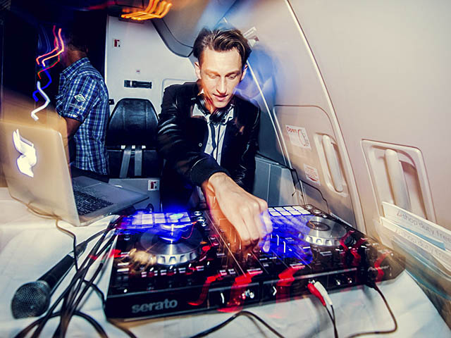 air-journal_Brussels Airlines tomorrowland DJ
