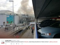 air-journal_Bruxelles aeroport explosions