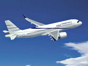 air-journal_CALC China Aircraft Leasing Co_A320neo