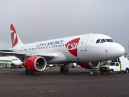air-journal_CSA Czech Airlines A319 new look