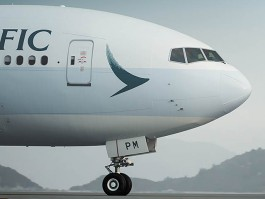 air-journal_Cathay Pacific 777-300ER new look close