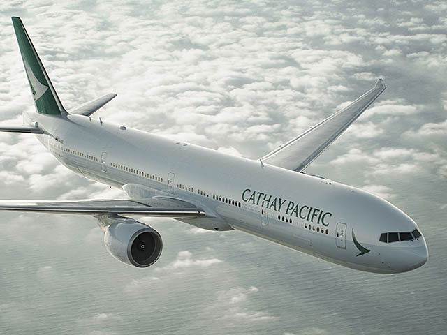 air-journal_Cathay Pacific 777-300ER new look vol