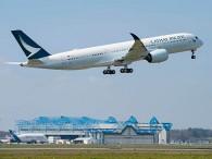 air-journal_Cathay Pacific A350-900 1er vol