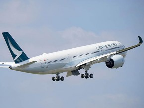 air-journal_Cathay Pacific A350-900 1er vol2