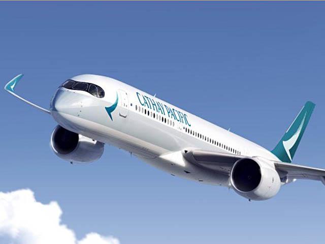 air-journal_Cathay Pacific A350-900 vol