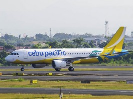 air-journal_Cebu Pacific A320 new livery