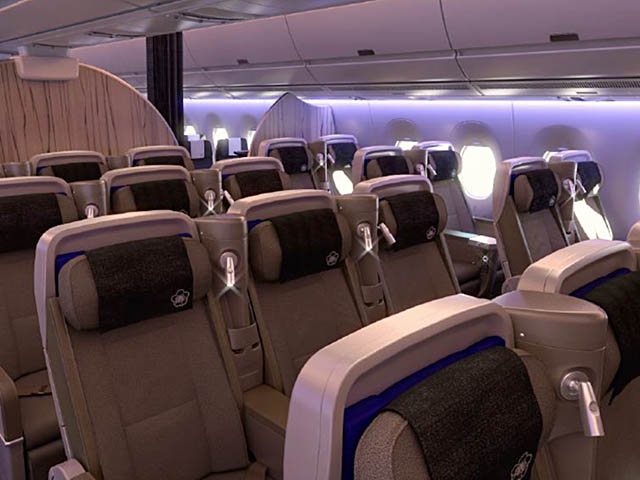air-journal_China Airlines A350-900 Premium
