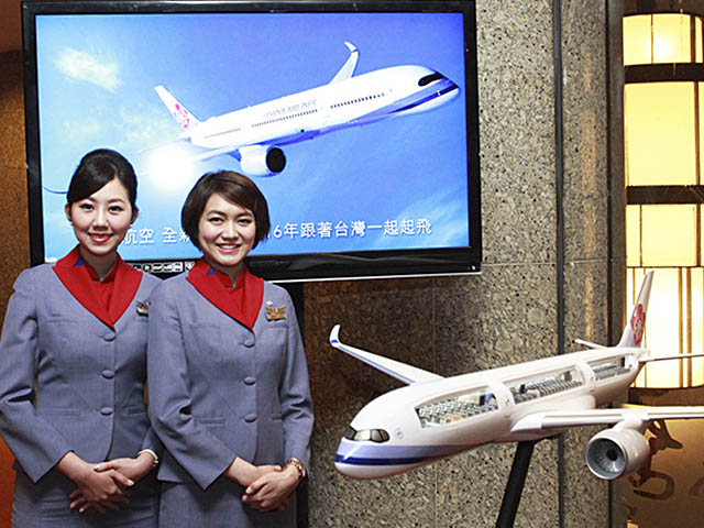 air-journal_China Airlines A350-900 presentation