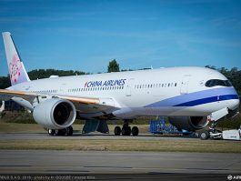 air-journal_China Airlines A350-900 ready