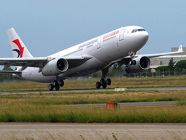 air-journal_China Eastern A330-200 50eme
