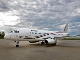 air-journal_CityJet SSJ100 1er