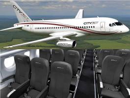 air-journal_CityJet Superjet SSJ100