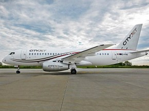 air-journal_CityJet premier SSJ100