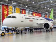 air-journal_Comac C919 rollout