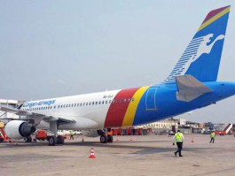 air-journal_Congo Airways A320 Kinshasa