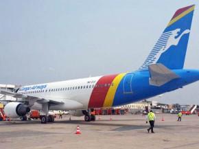 air-journal_Congo Airways A320 Kinshasa
