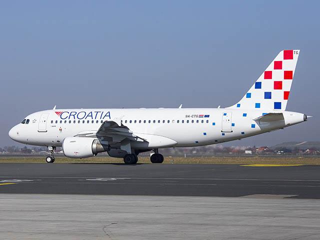 Croatia Airlines Interesse Aegean Et Air Nostrum Air Journal