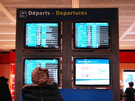 air-journal_Départs aéroport Orly ©Air Journal
