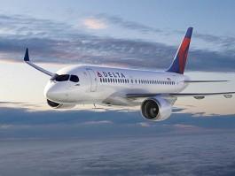 air-journal_Delta Air Lines CS100