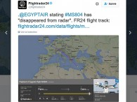 air-journal_Egyptair crash MS804 Flightradar