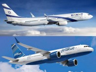 air-journal_El Al Israel JetBlue