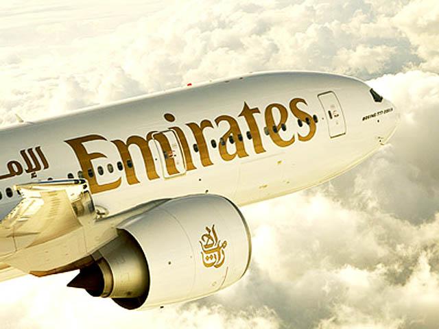emirates modifie ses vols au depart de lyon