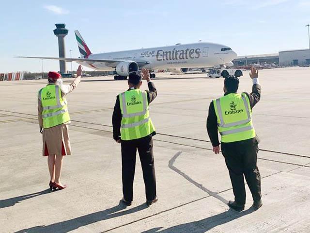 Dubaï va renflouer les caisses de la compagnie Emirates — Aérien