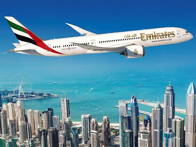 Emirates pense à échanger des Boeing 777X contre des 787 - Air-Journal