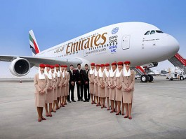 air-journal_Emirates A380 2 classes expo PNC