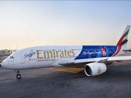 air-journal_Emirates A380 Dodgers