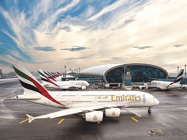 Emirates donates one mile for every minute spent on Dubai 1 Air Journal