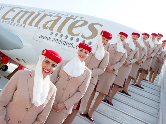 Le Groupe Emirates Recrute 11 000 Collaborateurs Air Journal
