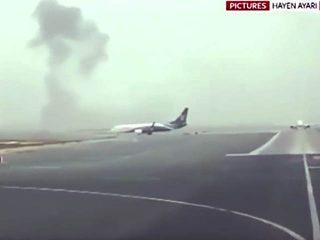air-journal_Emirates Dubai crash fumee