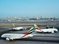 air-journal_Emirates trois A380