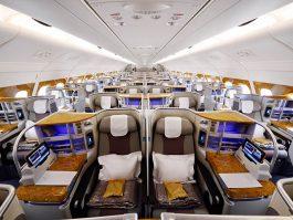 emirates airlines classe affaires en promo paris lyon et nice air journal. Black Bedroom Furniture Sets. Home Design Ideas