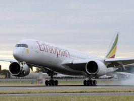 air-journal_Ethiopian A350-900 Londres