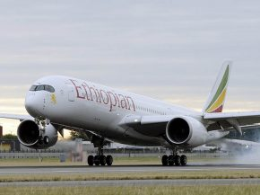 air-journal_Ethiopian A350-900 Londres